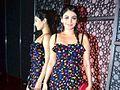 Neeru Bajwa at the Premiere of Miley Naa Miley Hum2.jpg