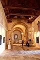 Nef de l'ancienne église Notre-Dame de Portbail.jpg