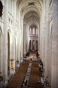 Nef de la Cathédrale de Nantes 09-2017.jpg