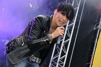Nena - Nena on stage in Dortmund in May 2011