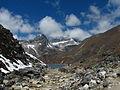 Nepal - Sagamartha Trek - 073 - Apline Landscape and 3rd Gokyo Lake (4434698287).jpg