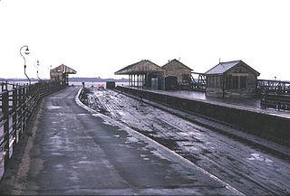 New Holland Pier railway station