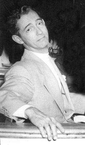 Ramón Rivero - Rivero at the Stork Club, NYC
