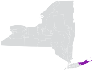 New Yorks 1st State Senate district American political district