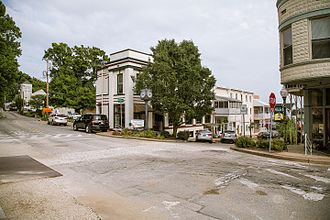 Newburgh, Indiana - Photo from Small Town Indiana photo survey.