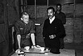 Nguyen Cao Ky and general Rathvon M. Tompkins during a briefing at Dong Ha Combat Base.jpg