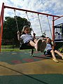 Niños en el Parque Distrital Hamacas 2.jpg
