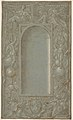 Niche Surrounded by a Decorative Frame Dedicated to the Theme of Music MET DP832999.jpg
