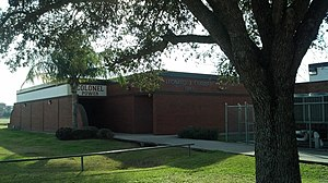Nicholls State Colonels football - Leonard C. Chabert Strength and Conditioning Facility