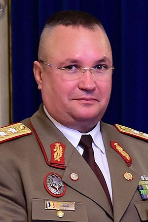 Chief of the Romanian General Staff - Image: Nicolae Ionel Ciucă