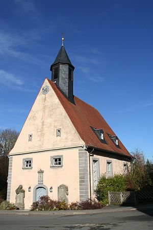 Niederfüllbach - Image: Niederfuellbach Schlosskirche
