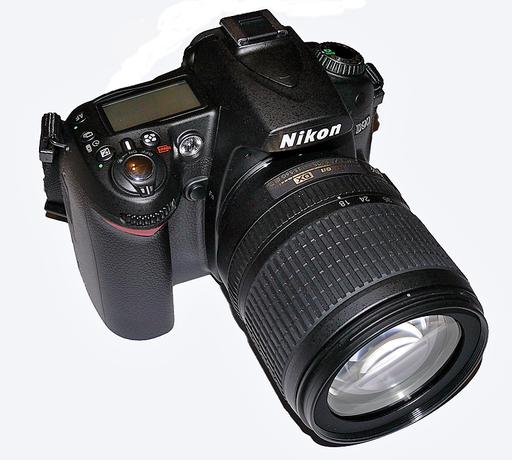 Nikon D90-2