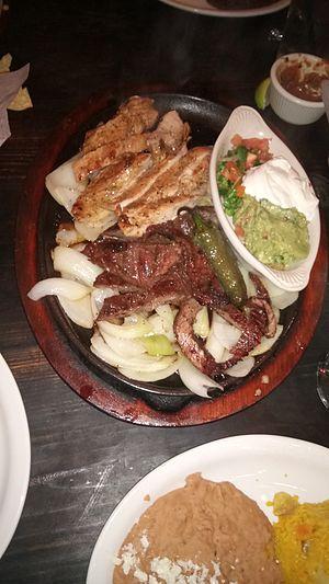 Cuisine of Houston - Original Ninfa's tacos al carbón/fajitas, Second Ward