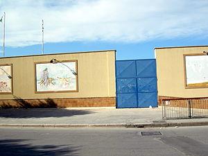 Mazara Calcio A.S.D. - Entrance of Stadio Nino Vaccara, Mazara del Vallo