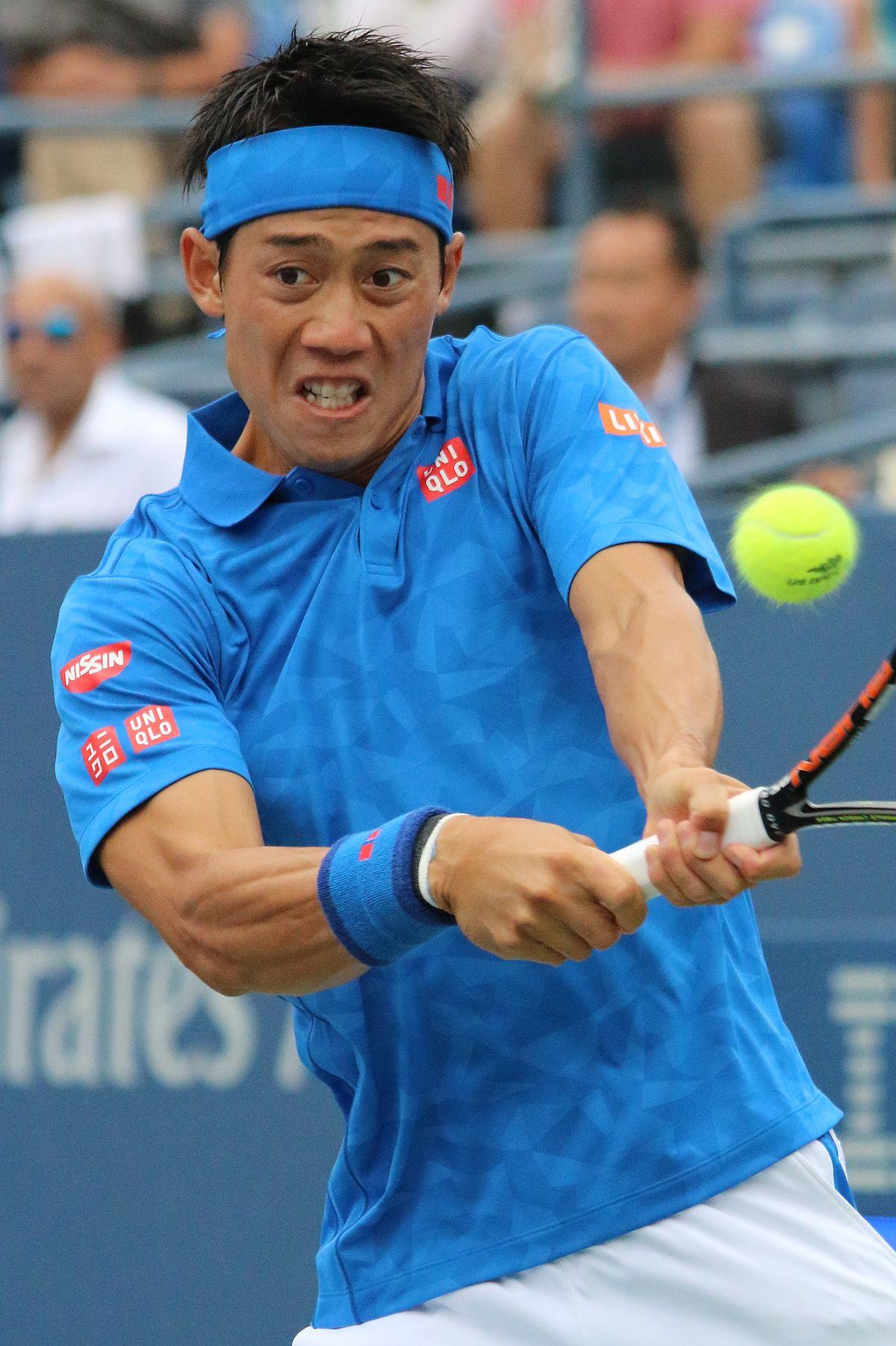 nishikori - photo #2