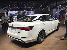 Nissan Sylphy Wikipedia