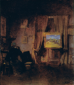 No Atelier (c. 1916) - Aurélia de Sousa.png