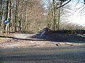 No through road - geograph.org.uk - 1632303.jpg