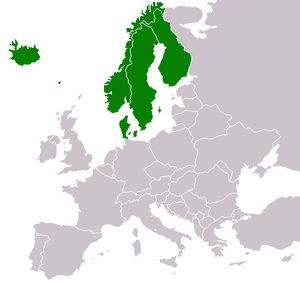 Nordic Passport Union - Image: Nordic Passport Union