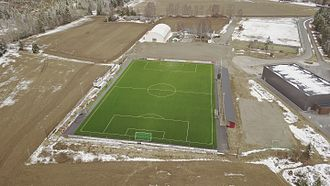 Hauerseter SK - Nordkisa idrettspark
