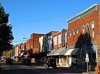 Campbell County, Tennessee - Jellico