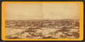 North-east from City Hall, by C. W. Carter.png