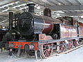 North Staffordshire Railway, 0-6-2T No 2, designed by J.H. Adams, built in 1922, withdrawn in 1936 and purchased by Manchester Collieries, subsequently used by the National Coal Board until 1965. (9989611623).jpg