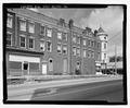 North side - St. George Hotel, 100-108 North Main Street, Winchester, Clark County, KY HABS KY-205-3.tif