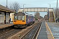 Northern Rail Class 142, 142046, St. Helens Junction railway station (geograph 3818825).jpg