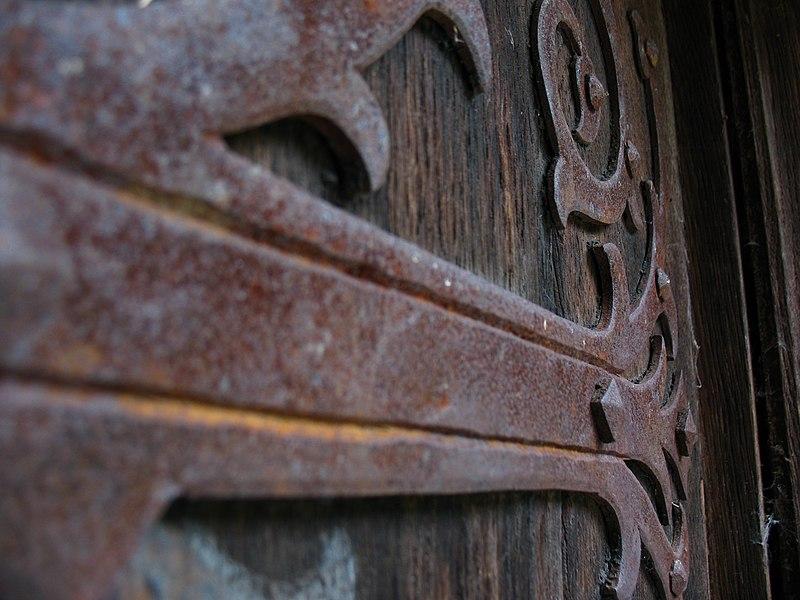 File:Northwestern College Chapel Door.jpg