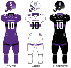 Northwestern wildcats football unif.png