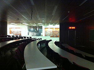 University of Ottawa Faculty of Law - The Norton Rose Classroom