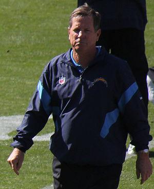 Norv Turner - Turner in 2011