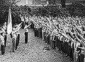 O'Duffy Blue Shirt Movement fascist salute.jpg