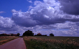 Obthorpe Hamlet in the civil parish of Thurlby, in the South Kesteven district of Lincolnshire, England