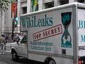 OccupyWallStreet WikiLeaks Truck.jpg