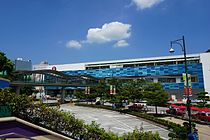 Ocean Park Station (deep blue sky).jpg