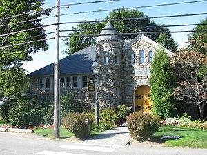 Ogunquit - Ogunquit Public Library