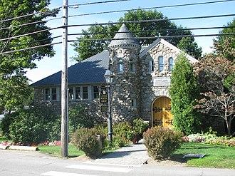 Ogunquit, Maine - Ogunquit Public Library