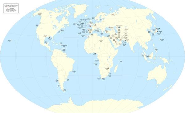Quand la mer et la terre broient du noir  600px-Oil_spills_world_map-fr