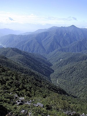 "Chichibu, Saitama - Oku-Chichibu (""Further Chichibu"") Mountains"