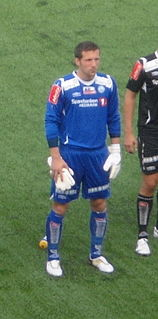 Olav Dalen Norwegian footballer goalkeeper