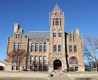 Old Arkansas City High School.JPG