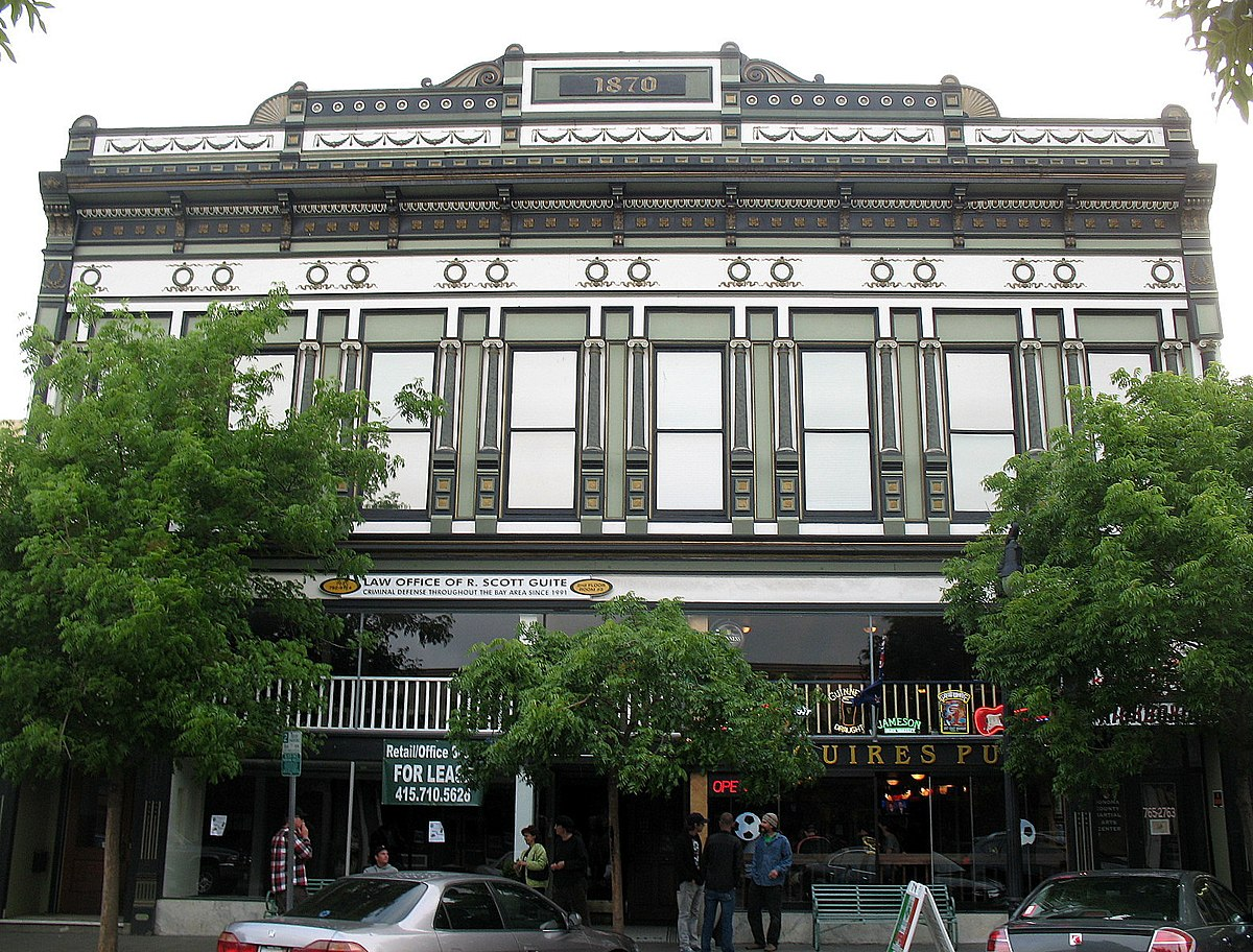 Old petaluma opera house wikipedia for Classic house wikipedia