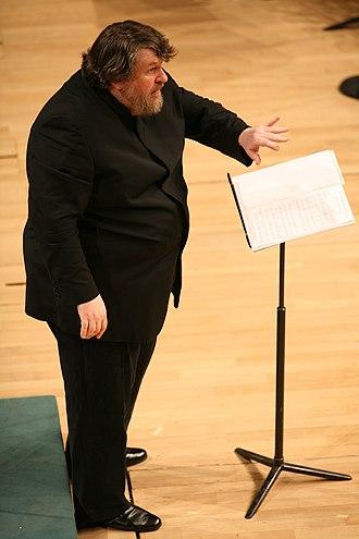Oliver Knussen - Oliver Knussen, 2008