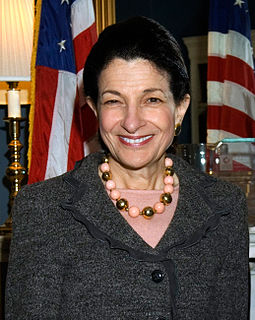 Olympia Snowe United States Senator from Maine