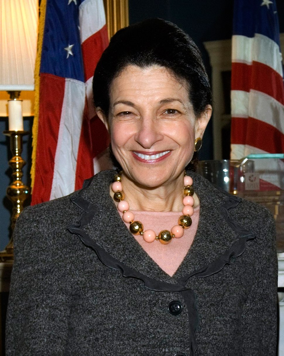 Olympia Snowe official photo 2010