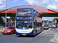 Olympic stay behind fleet - Stagecoach in Hull. 19689, FX60 HFL Thomas Ferens (7782795090).jpg