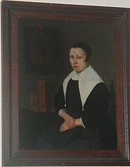 Portret van Cornelia de Jaeger