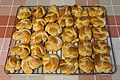 One layer of cardamom buns on grate.jpg